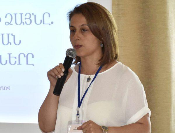 Աննա Ավետիսյան